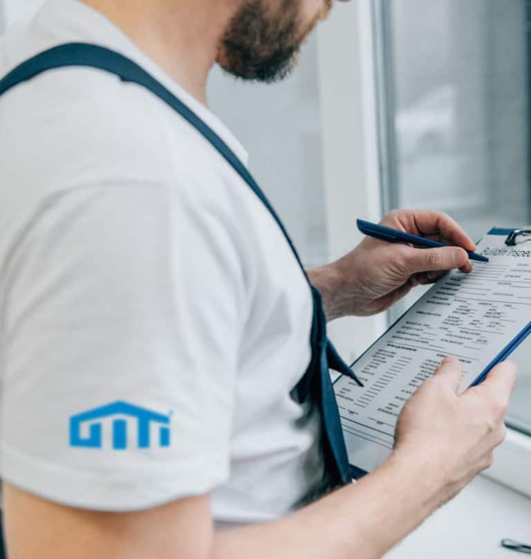 GITI Mitarbeiter Checkliste
