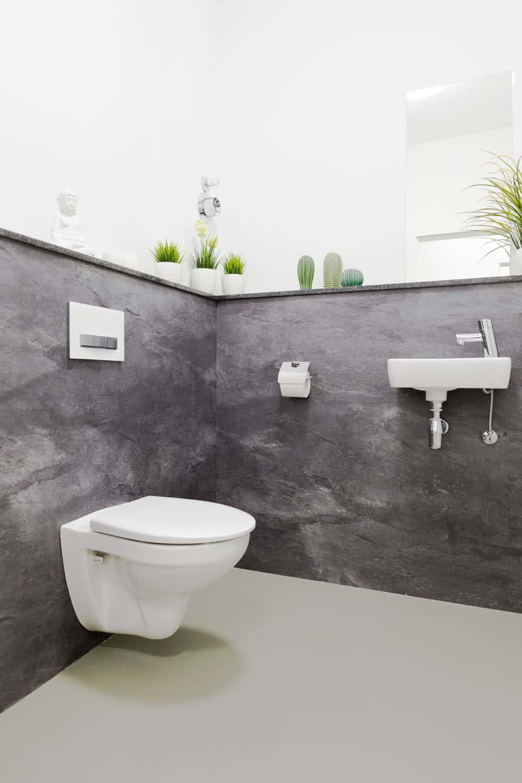 Neue Wege im Bad mit Platten statt Fliesen   GITI GmbH